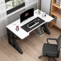电竞桌电脑台式桌家用简易书桌办公桌写字桌电脑桌椅组合套装桌子