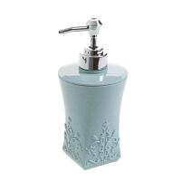 欧式雕花沐浴露分装瓶洗手液空瓶子大容量洗发水空瓶按压瓶乳液瓶乳液瓶子按压