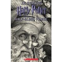 【现货】英文原版 哈利波特与混血王子 20周年纪念版 美国版 Harry Potter and the Half-Bl