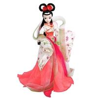 手工神话中国风海棠仙子古装儿童礼物