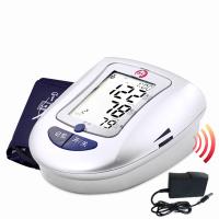 精准家用型语音全自动上臂式电子血压计测量表仪器