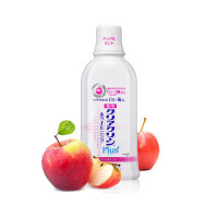 【网易考拉】Kao 花王旗下Clear Clean 洁齿健 药用强效除菌漱口水 600毫升/瓶 苹果薄荷味