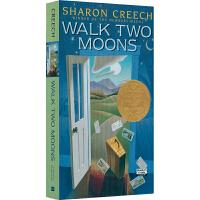 【5折封顶】美国进口 1995年纽伯瑞金奖 Walk Two Moons 印第安人的麂皮靴【平装】#