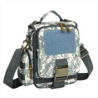韩版时尚挎包迷彩户外单肩包斜挎运动包背包小包旅游旅行男女士包包