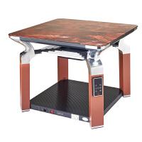 多功能电暖桌取暖炉 家用电暖炉取暖器烤火桌智能定时