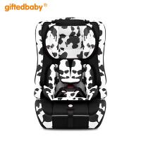 儿童安全座椅汽车用9个月-12岁婴幼儿宝宝简易便携式车载通用坐椅