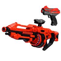 儿童生日礼物电动连发软弹枪手动玩具枪