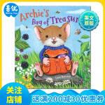 英文原版 故事童书Storytime Archies Bag of Treasures 少儿故事 5-8岁 睡前故事