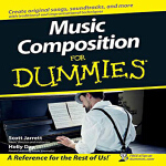 Music Composition For Dummies 9780470224212 英文原版