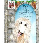 【预订】Ben the English Afghan Hound