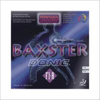 DONIC多尼克 BAXSTER F1-A魔鬼正胶1012 乒乓球拍套胶