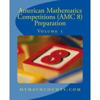 英文原版 美国数学竞赛 (AMC 8) 备考5 American Mathematics Competitions (