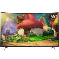 【当当自营】飞利浦(PHILIPS)55PUF6301/T3 55英寸4K超高清 曲面 网络智能电视机