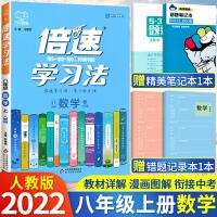 倍速学习法八年级上册数学教材解读人教版