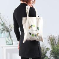 刺绣diy手工布艺欧式帆布材料包套件 手提单肩包套装花卉
