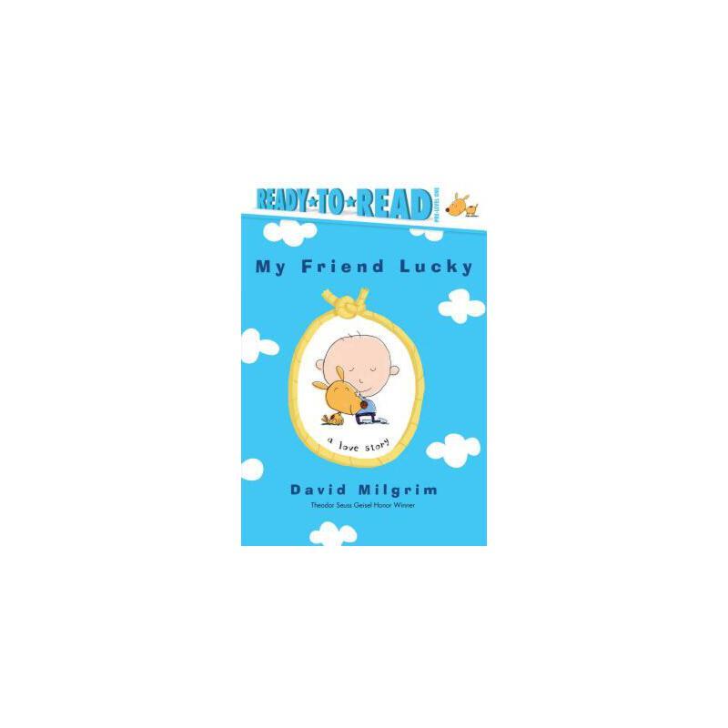 【预订】My Friend Lucky 预订商品,需要1-3个月发货,非质量问题不接受退换货。