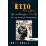 【预订】The Etto Principle: Efficiency-Thoroughness Trade-Off: