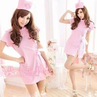 2018新款新款护士服套装性感空姐长裙游戏制服短裙诱惑睡衣