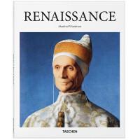 英文原版 Renaissance 西方文艺复兴艺术作品集 Taschen Basic Art 2.0 塔森 艺术基础系列