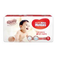 【网易考拉】【官方直采】HUGGIES 好奇 铂金装纸尿裤 XL 44+4片 韩国进口