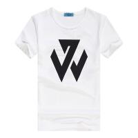 华盛顿奇才队队服 2号沃尔篮球纪念版短袖衫 情侣定制T恤