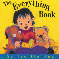Everything Book (by Denise Fleming)什么都知道(凯迪克奖获奖作者作品)ISBN978