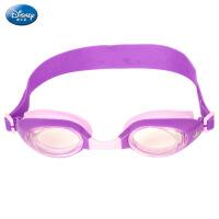 迪士尼儿童游泳眼镜儿童泳镜女童泳具宝宝游泳镜防水防雾潜水镜