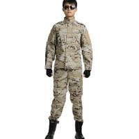 20180403002527879装备户外作训野战作战服迷彩套装野外特训服作战服户外军装军迷服饰耐磨军训服工装服网格