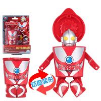 【支持礼品卡】奥特曼玩具一键变形3-6岁奥特蛋儿童玩具男孩w5s