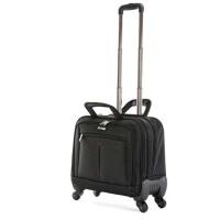 20180321115605204出差旅行行李箱 万向轮小拉杆箱子 商务电脑登机箱 18寸商务登机箱