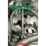 【现货】英文原版 哈利波特与死亡圣器 20周年纪念版 美国版 Harry Potter and the Deathly