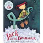 【预订】Jack and the Beanstalk [With CD]