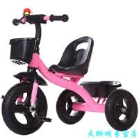 儿童三轮车脚踏车 1-3-6岁宝宝自行车男/女孩轻便婴幼儿手推车宝宝
