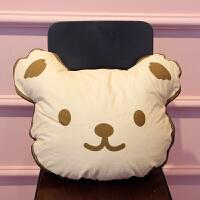 小清新儿童陪睡抱枕 纯棉可爱抱枕可拆洗 卡通沙发床靠垫靠 含芯