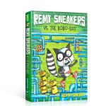 顺丰发货 英文原版进口 Remy Sneakers #1 Remy Sneakers vs. the Robo-Rat