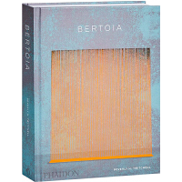 【英文版】Bertoia意大利艺术家哈里伯托埃的金属装置艺术品与家具设计 金属家具 雕塑 金属壁画 艺术与设计书籍