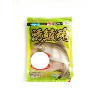 鱼饵诱鲮魂天津产土鲮饵料鲠鱼饵料钓饵鱼食 250g