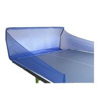 乒乓球集球网多球网 便携式发球机挡网多球练习网乒乓收集器