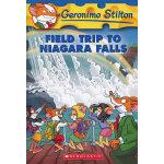 Geronimo Stilton #24: Field Trip to Niagara Falls 老鼠记者24:尼亚