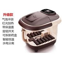 足浴盆全自动按摩加热泡脚桶家用电动足浴盆恒温洗脚