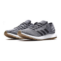 adidas阿迪达斯男子跑步鞋2018PUREBOOST休闲运动鞋S80783