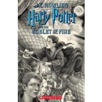 哈利波特与火焰杯20周年纪念版4 英文原版 Harry Potter and the Goblet of Fire 学