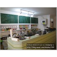 加厚 韩国大型绿板贴 白板贴膜 宽120厘米长2米 大号