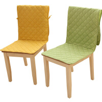椅子坐垫靠垫一体四季餐桌椅垫套装连体椅垫椅套办公室椅子连体垫 45*135cm(±3cm)