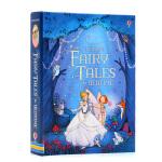 童话故事合集精装 英文原版 Usborne Fairy Tales For Bedtime 儿童经典童话绘本 睡前故事