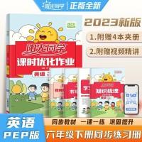 阳光同学课时优化作业六年级下册英语人教版 2021春新版