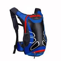 款骑行双肩背包15L升男女徒步跑步运动包小号透气防水自行车装备包