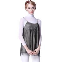 慈颜防辐射服孕妇装四季银纤维防辐射服吊带内穿电脑连衣裙CY3207
