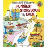 【英文原版】Richard Scarry's Funniest Storybook Ever! 最有趣的故事书
