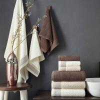 1浴巾+1毛巾 超强吸水大浴巾纯棉全棉柔软成人男女洗脸家用速干
